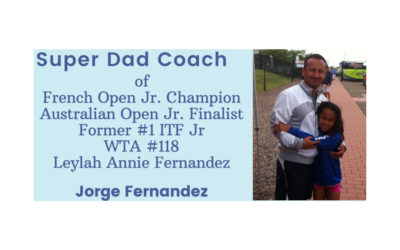 The Ultimate Journey of a Tennis Parent